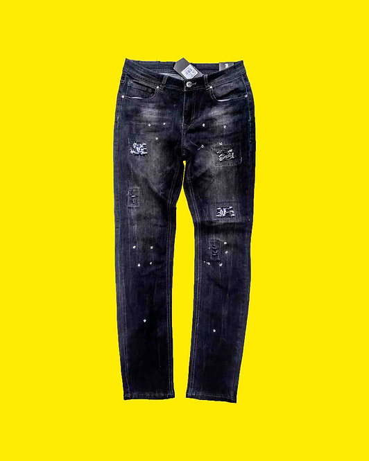 Men's Fashion Jean Style #19617 (Pack of 12 Pcs)