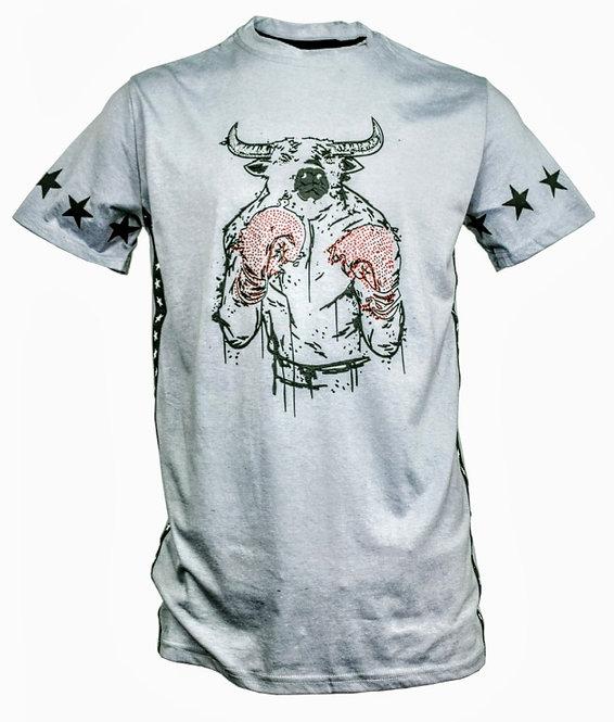 Summer T-Shirts Crow Necks (Case of 8 Pcs)