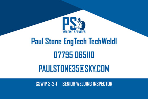 PS Welding Services