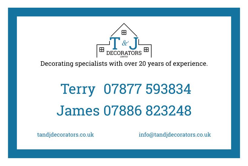 T & J Decorators