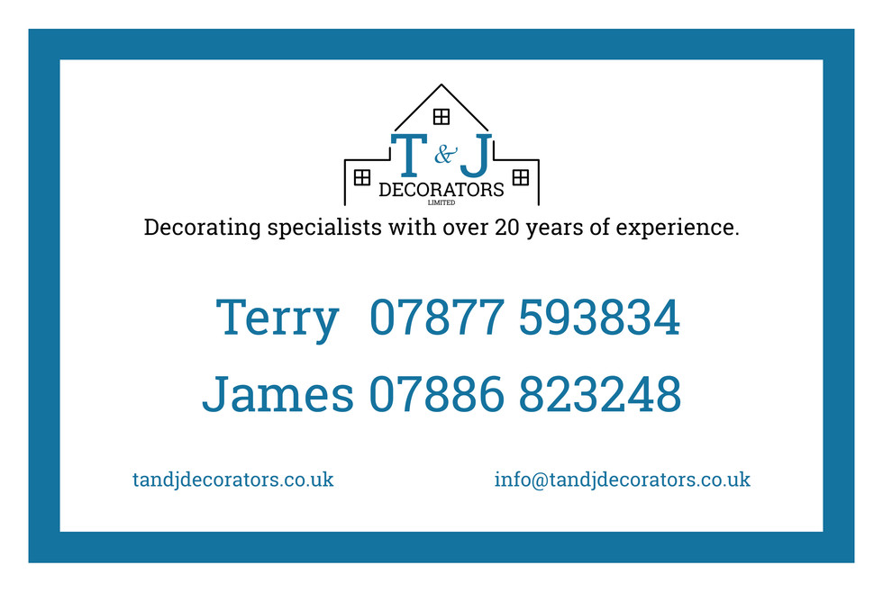 T & J Decorators