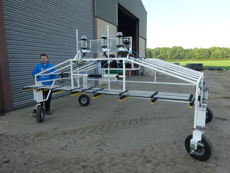 Agricultural Robotics and ML