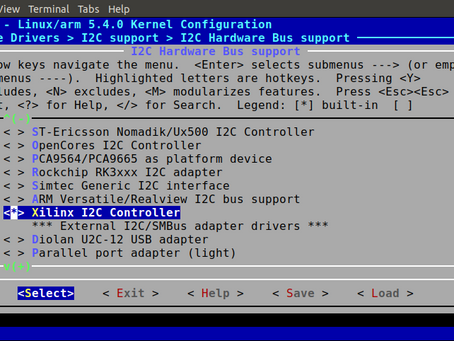 MicroZed Chronicles: PetaLinux I2C in the PS and AXI IIC