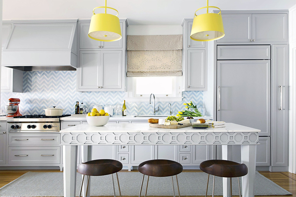 Stylish kitchen design for occasional chefs