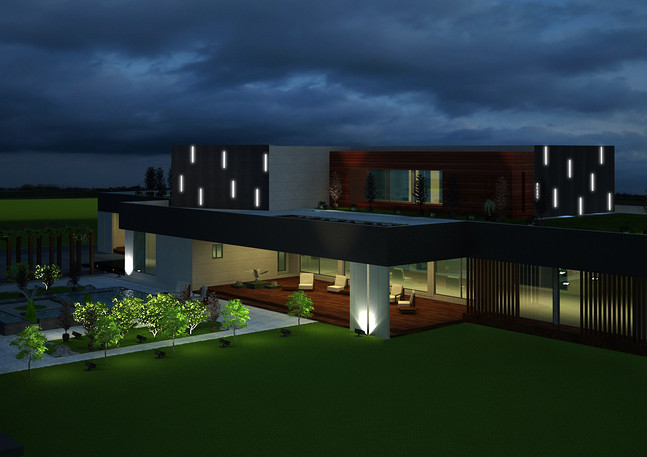 3D View-Night