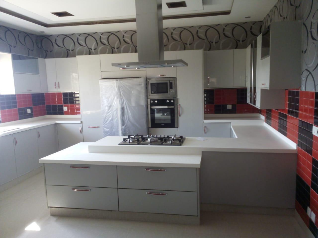 Smart Kitchen Design