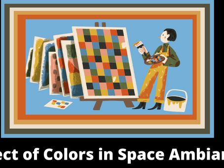 Tips to Set Space Mood with colors