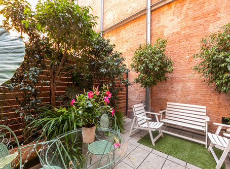Top 6 Design Ideas to make Open Terrace  Private