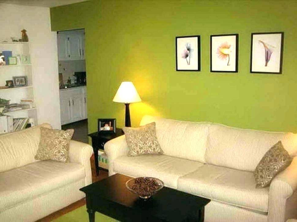 Three color palette room
