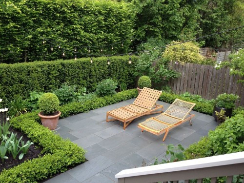 Social Distancing Ideas-Private Lawn