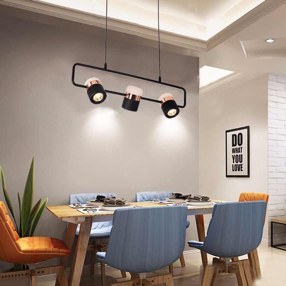 Easy to use pendant lighting for dining rooms