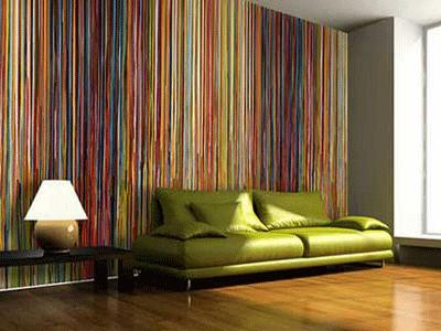 Vertical Strips Wallpaper