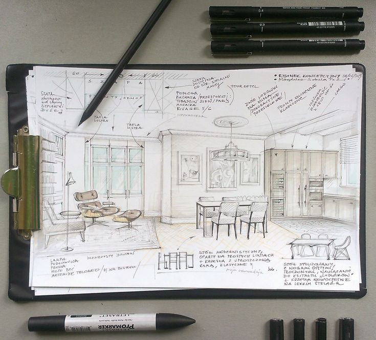 Interior Designer Considers the Practical Aspects of the Design