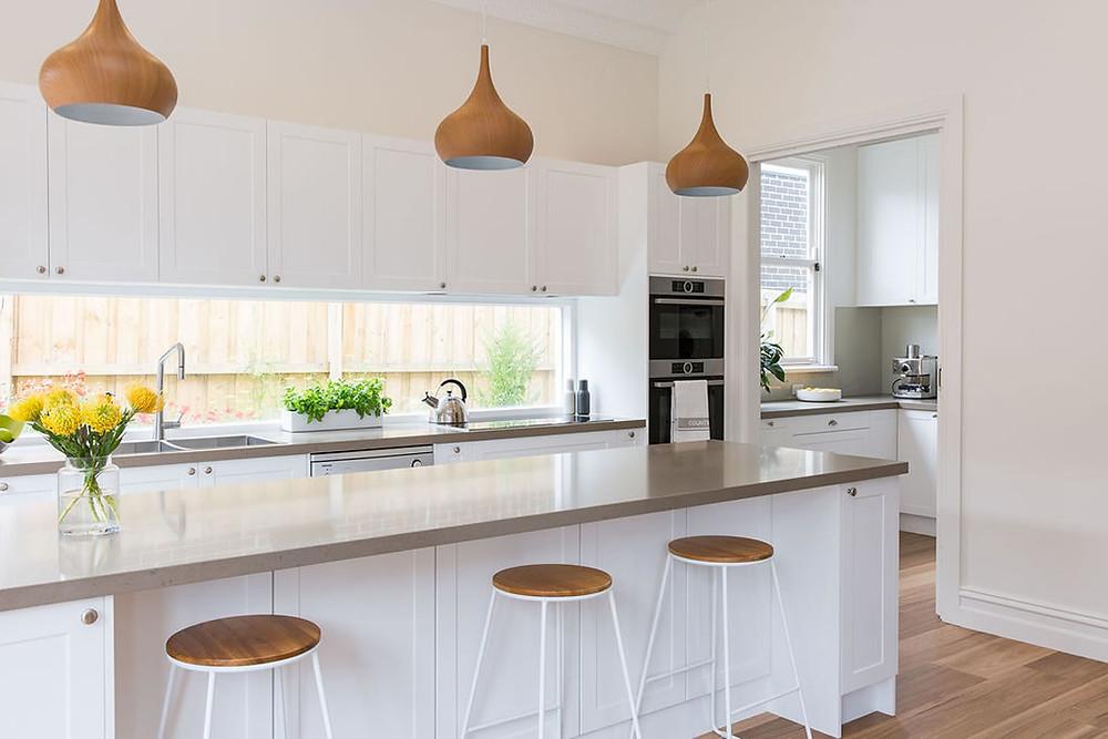 Kitchen design for pro chefs