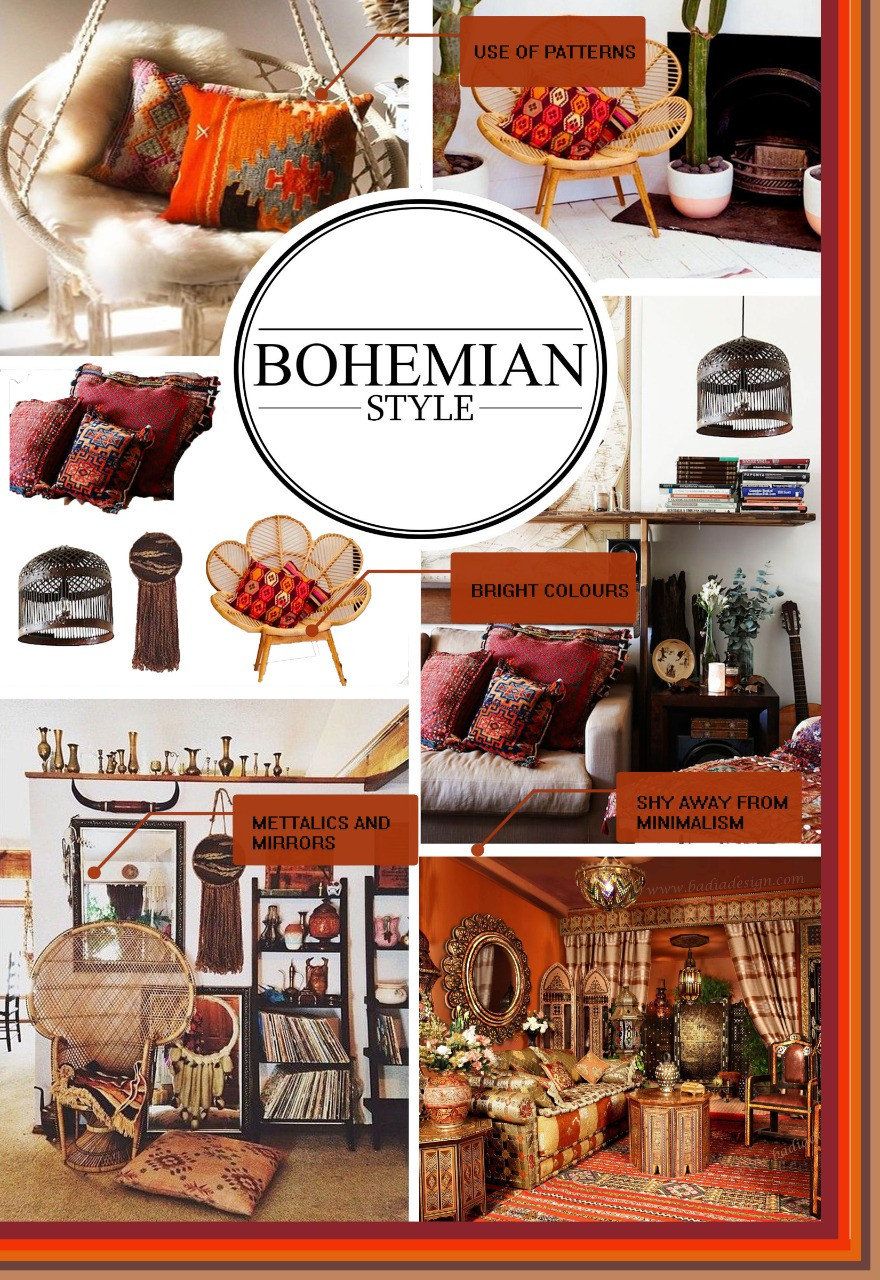 Bohemian Style Features
