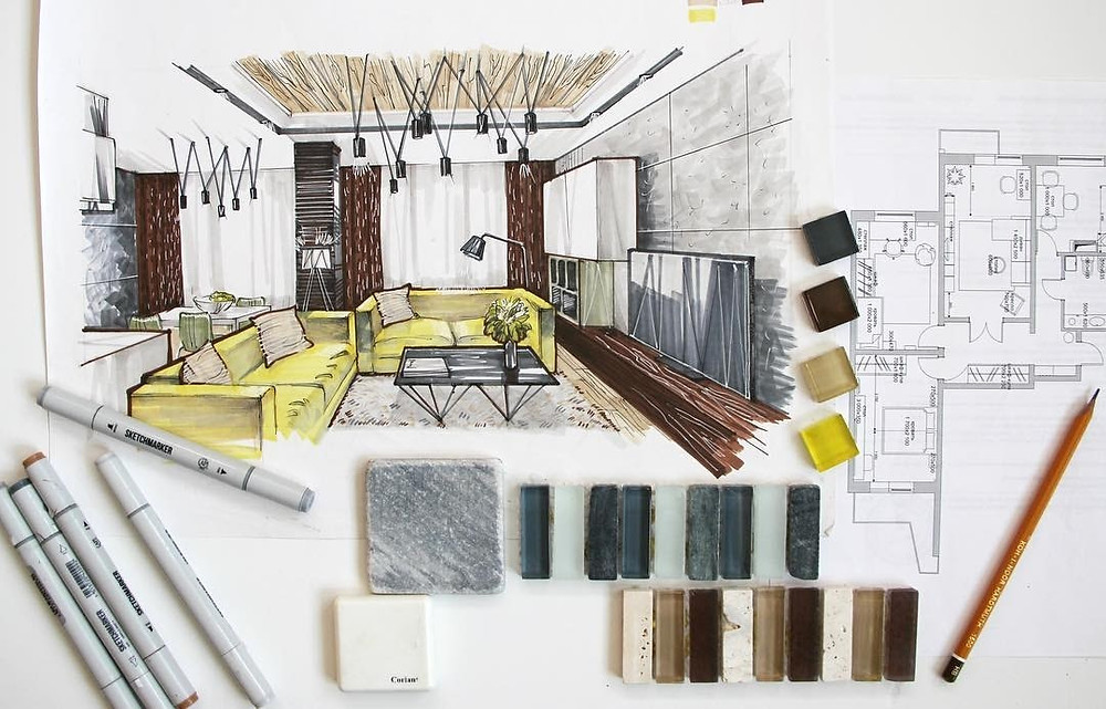 The Scope Of Interior Design Is Very Vast