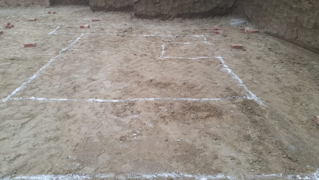 Plan marking on-site