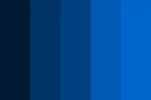 Interior Paint-Fresh Blue Palette