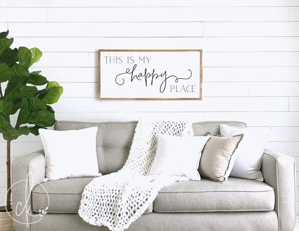 Social Distancing Ideas-Make home a happy place