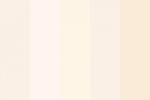 Interior Paint Ideas-White Tone Color Palette