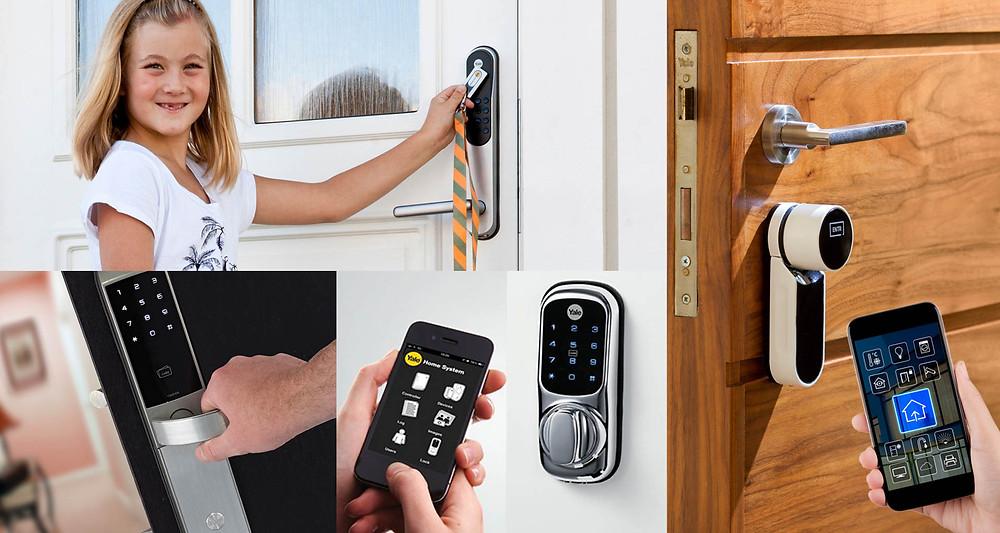 Smart Locks for House
