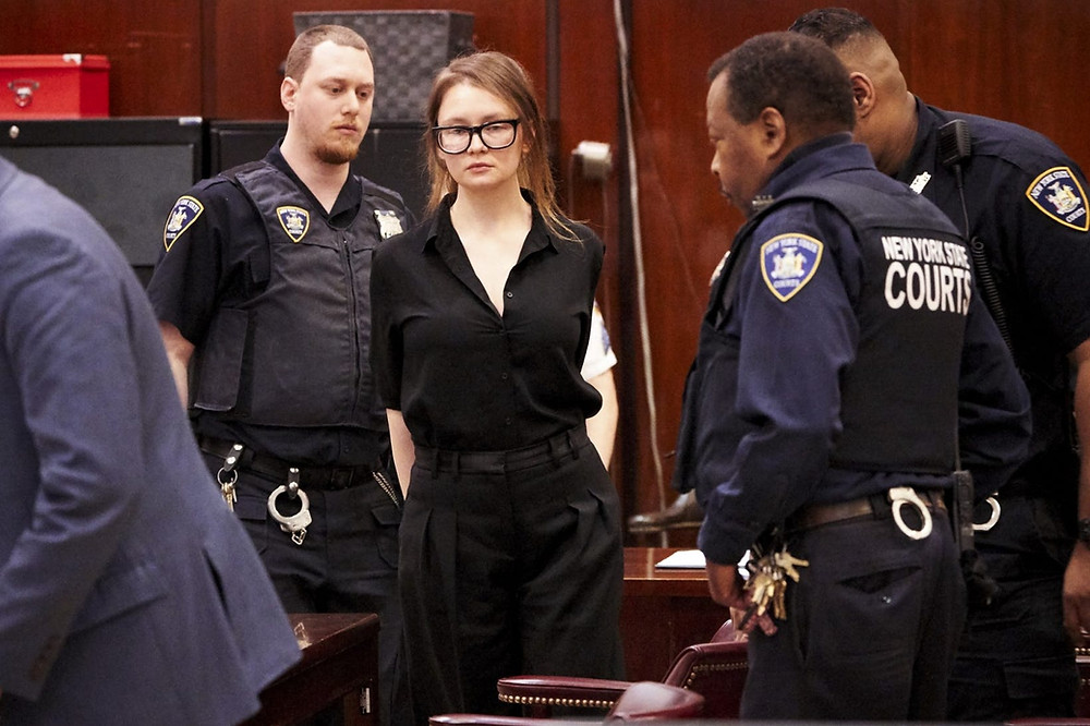 Anna Delvey trial | in court