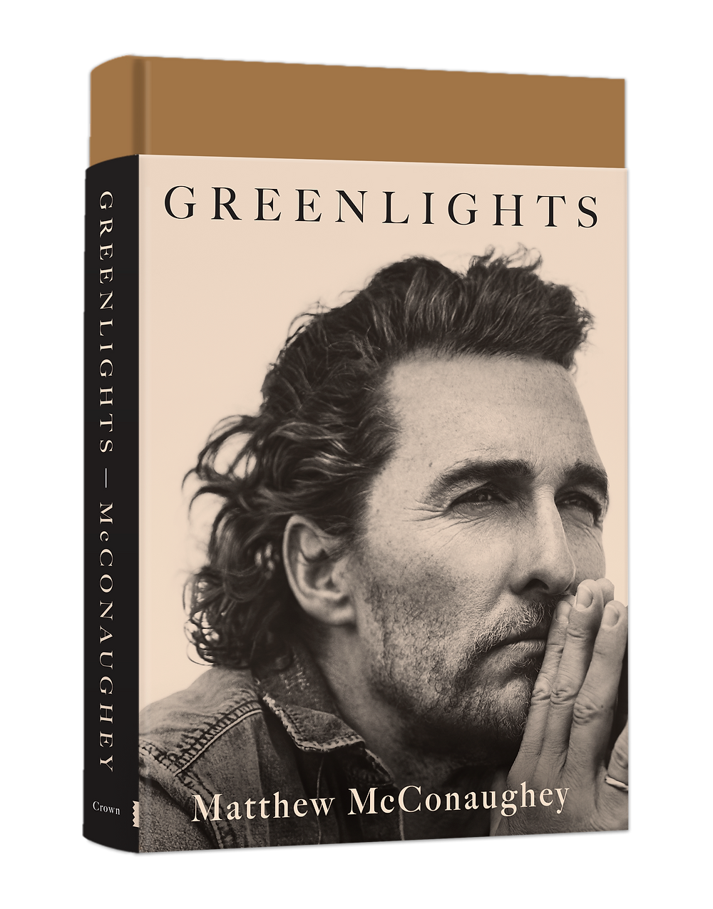Matthew McConaughey // Greenlights // OUT NOW