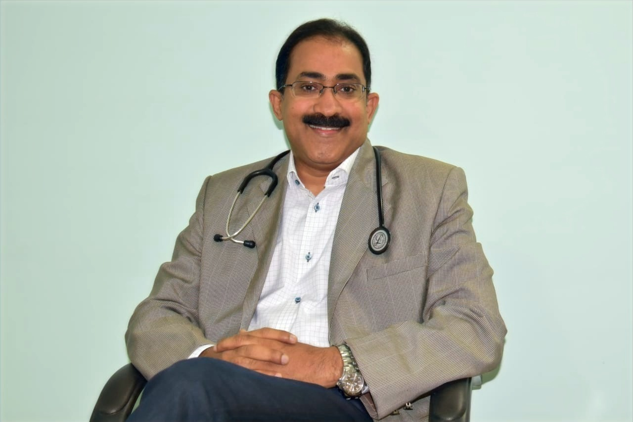 Dr. Satish Ghanta, CEO