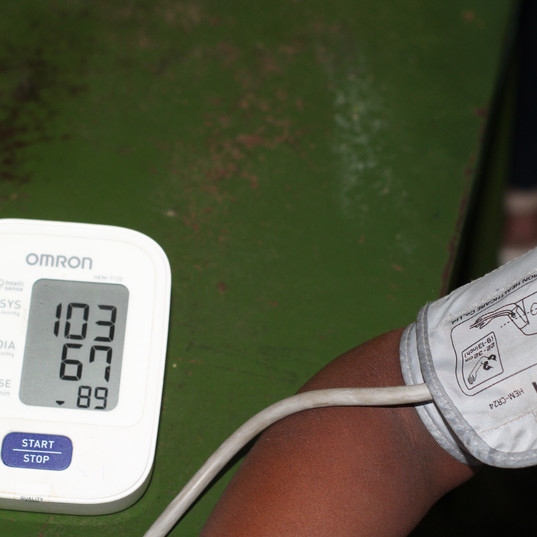 Kalambur_ Blood Pressure check