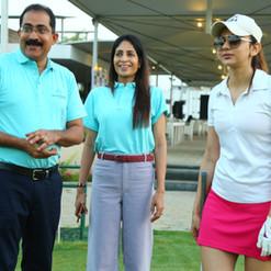 Ms. Rakul  Preet Singh in the practising arena