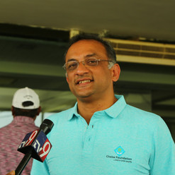 Press interview: Mr. Shobu