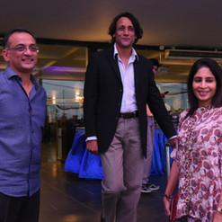 Mr. Shobu Yarlagadda, Mr. Rishi Raj Singh, Ms. Madhavi