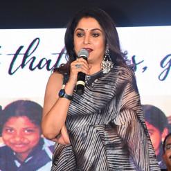 Ramy Krishnan expressed her views reagrding the Foundation