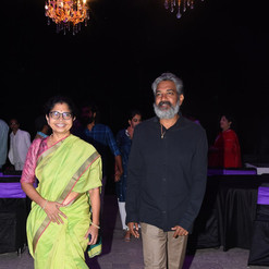 Rajamouli and Rama Rajamouli graced the occasion with their presence
