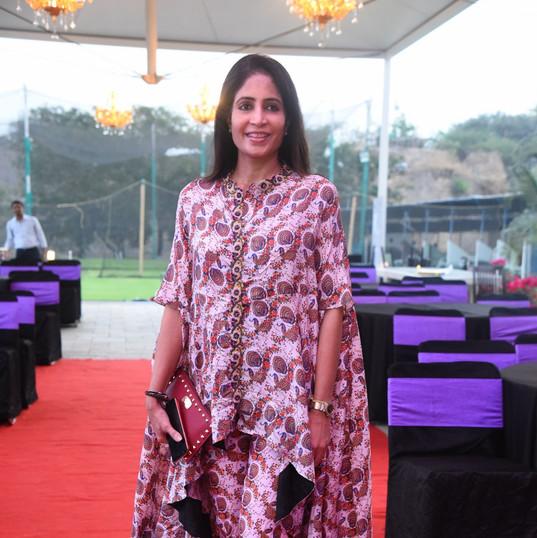 Board Member: Ms. Madhavi Chalasani