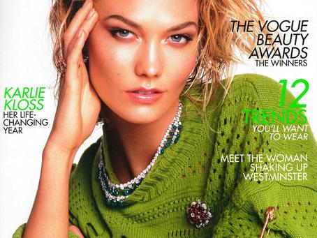 RochiLou in Vogue Magazine!