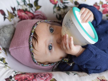 Kidspot: New bottle could be the answer to your baby's feeding troubles