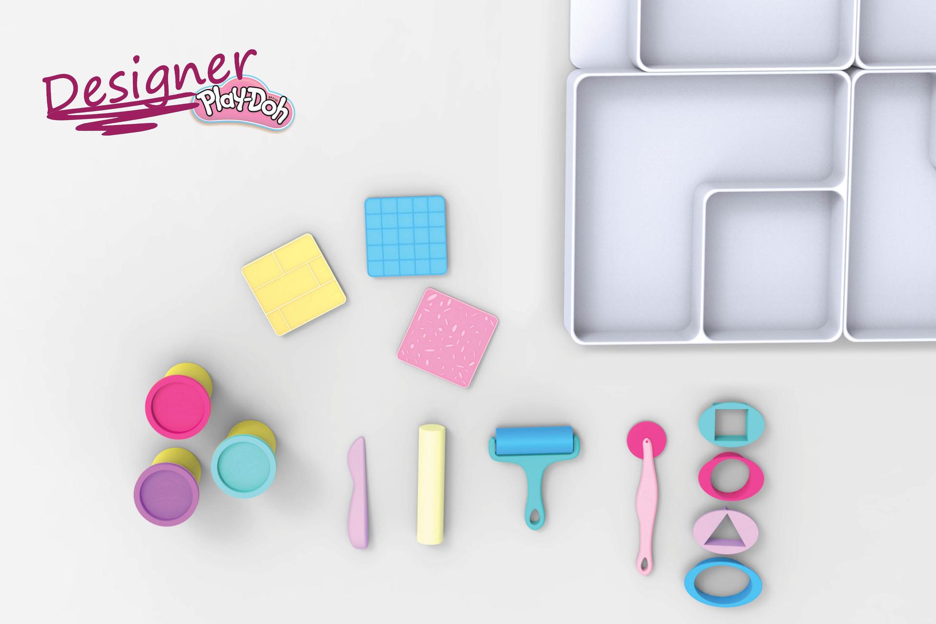 Play-Doh Designer