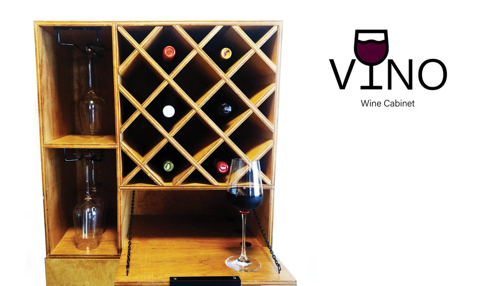 Vino Wine Cabinet