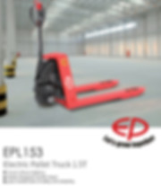 Singapore electric pallet truck