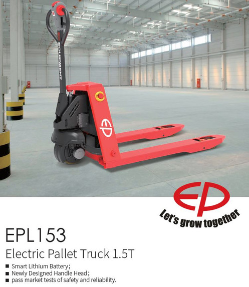 Singapore electric pallet truck