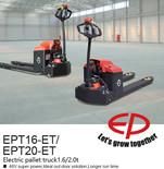 EPT20-ET 2 Ton full electric pallet truck singapore