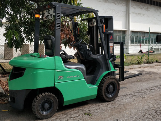 How to decide between Diesel and Electric Forklift in Singapore