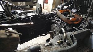 mitsubishi forklift repair