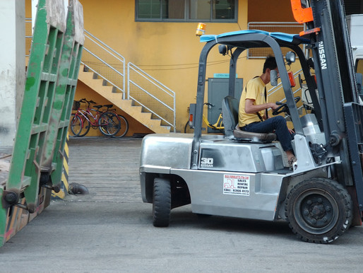 Reasons Why Forklifts Tip Over