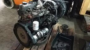 forklift engine repair