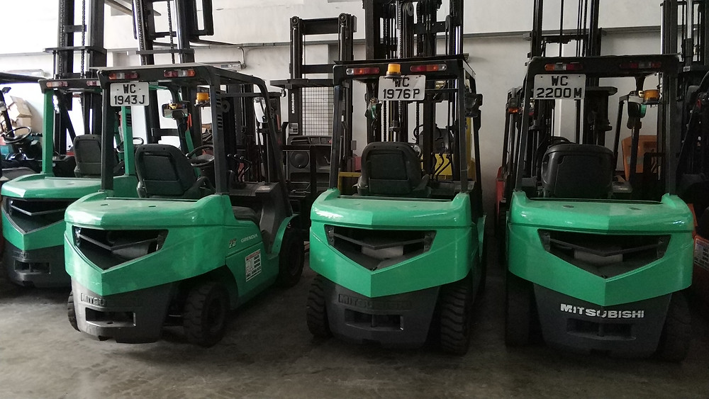 Forklift Type In Singapore