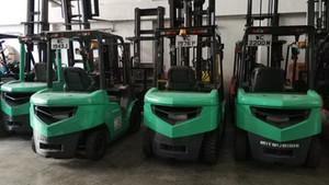 3 ton mitsubishi diesel forklift rental singapore