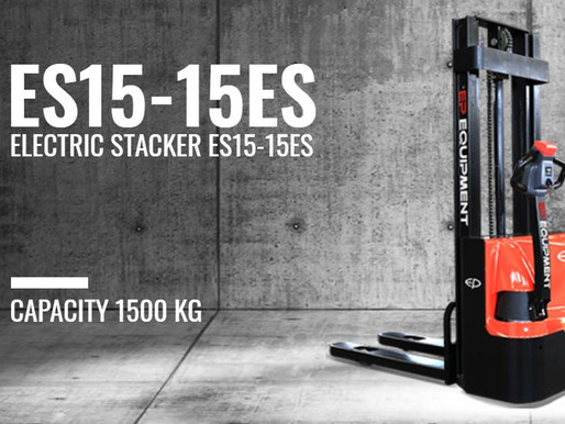 THE ULTIMATE GUIDE TO ELECTRIC STACKERS