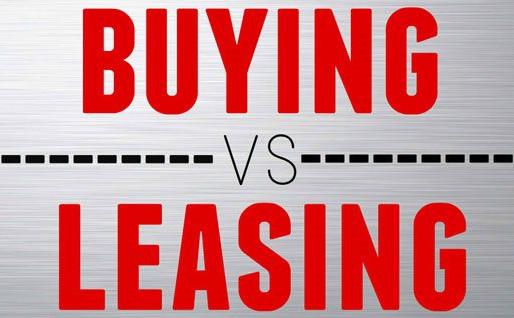 Forklift : Leasing vs. Buying